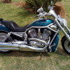 Harley davidson v rod 1150cc.