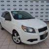 Chevrolet aveo 2015 blanco