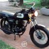 Moto Cafe Racer Lifan 180cc  Seminueva