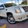 Cadillac escalede platinum impecable posible cambi