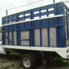 Camioneta ford f450 con caja ganadera