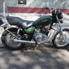 Motocicleta Sr 250 Yamaha