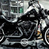 Harley davidson dyna street bob  1700cc